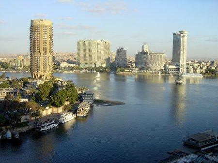 Климат в некоторых районах Египта